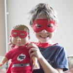 Wonder Crew Superhero Doll Review