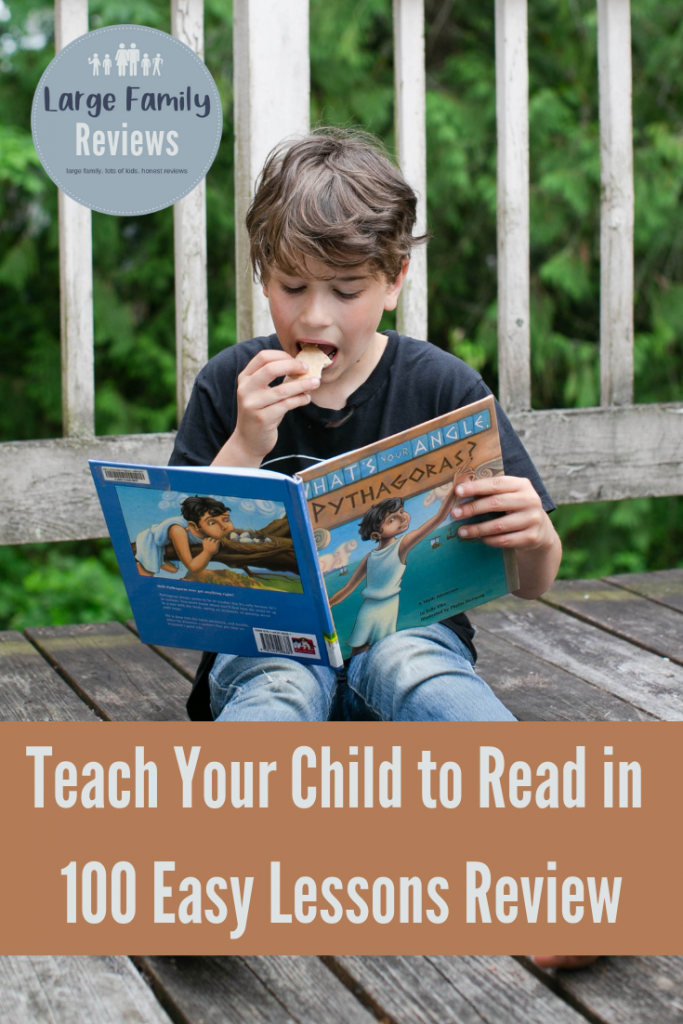Does the Book Teach Your Child to Read in 100 Easy Lessons work?