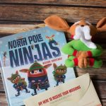 North Pole Ninjas Review: This is a great alternative to Elf on the Shelf.