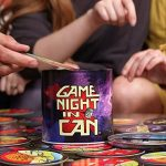 Game Night in a Can can be purchased on Amazon.
