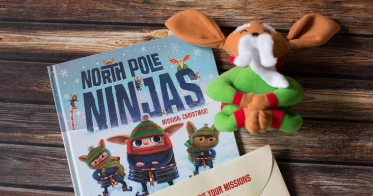 North Pole Ninjas Review: A Fun Alternative to Elf on the Shelf